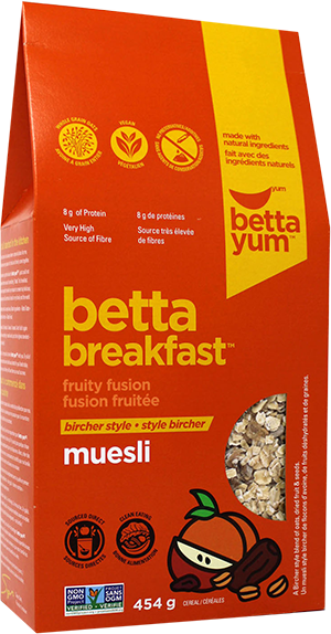 Betta Fruity Fusion